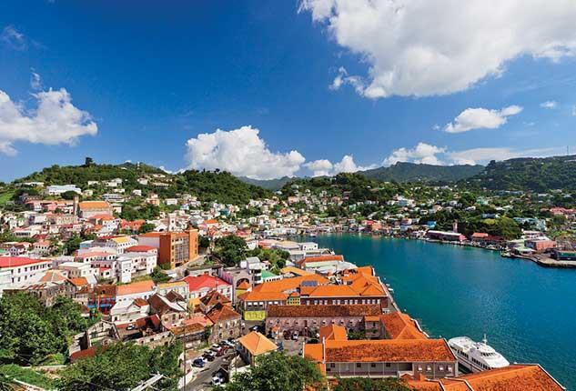 cuộc sống mới ở Grenada